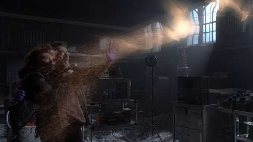 Warehouse 13 VFX