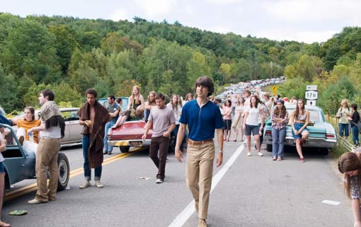 Ang Lee on Taking Woodstock