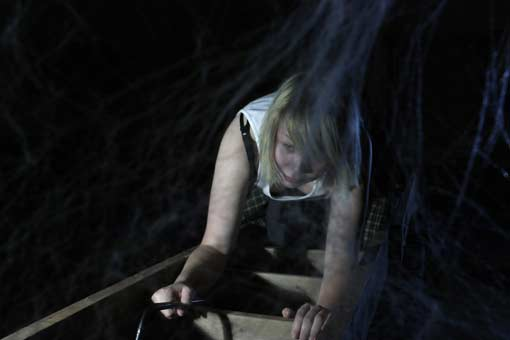 A still from Wake the Witch