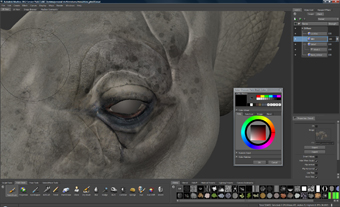 REVIEW Autodesk Mudbox 2012 Studio Daily