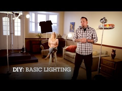 Quick Lighting Tips from Full Sail