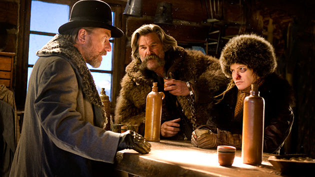 The Hateful Eight in Glorious Ultra Panavision