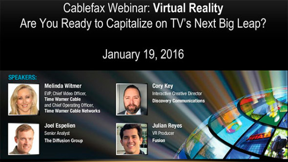 Cablefax VR webinar