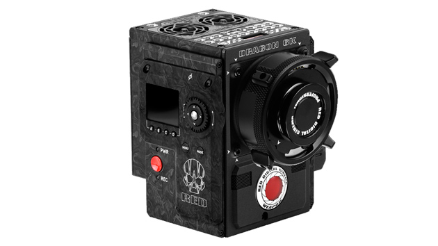 Red Weapon 8K camera