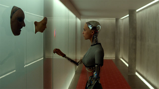 Ex Machina VFX
