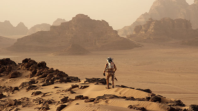The Martian VFX