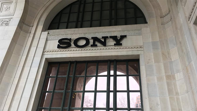Sony HQ in NYC