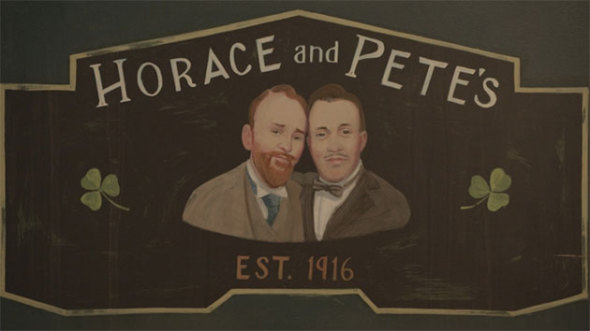 Horace and Pete's