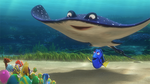 Ed Catmull on Finding Dory
