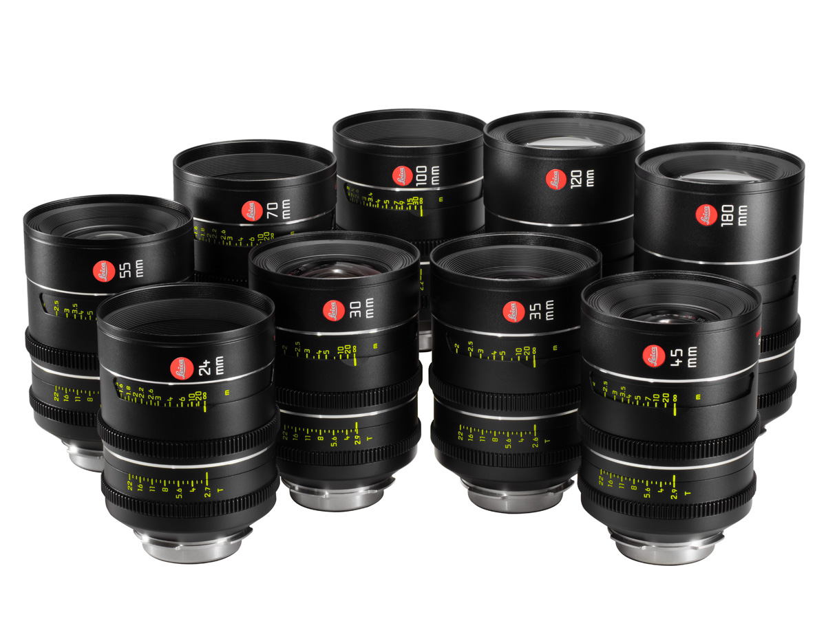 NAB: Some Great New Lenses — but Are We Shooting Ourselves in the Foot?