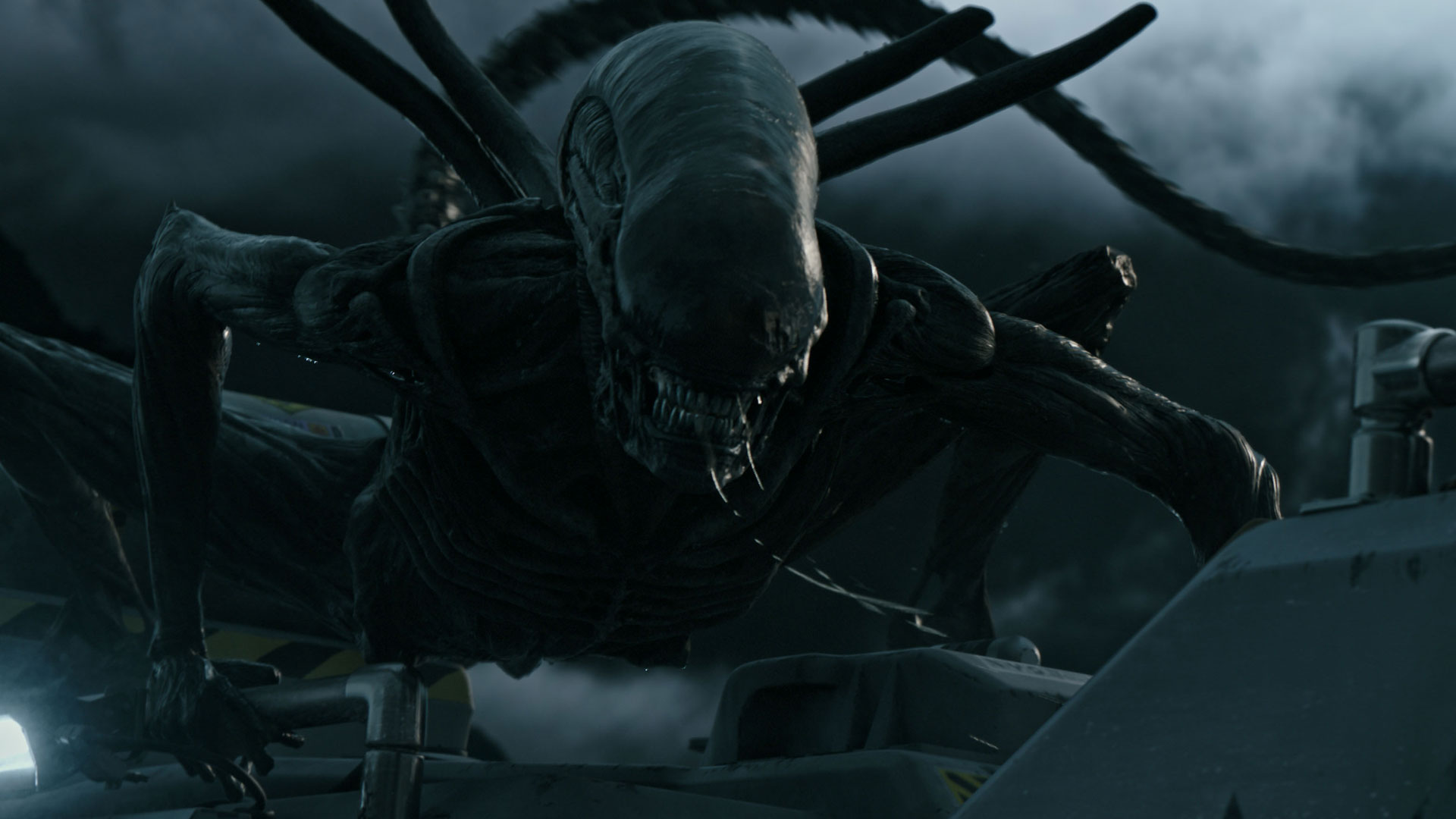 Alien: Covenant VFX