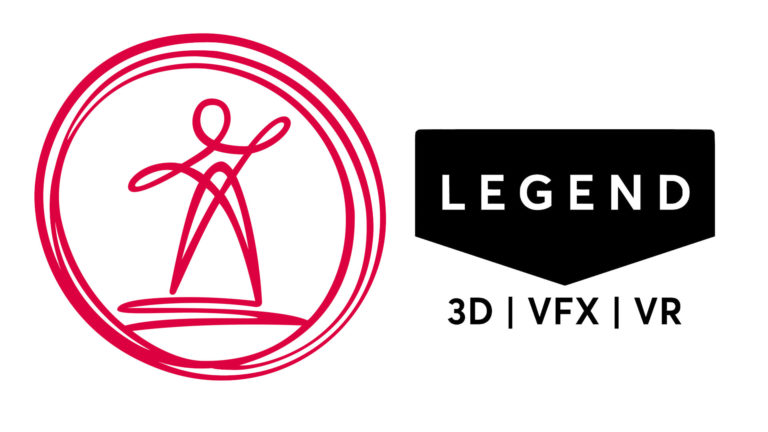 Prime Focus and Legend 3D logos
