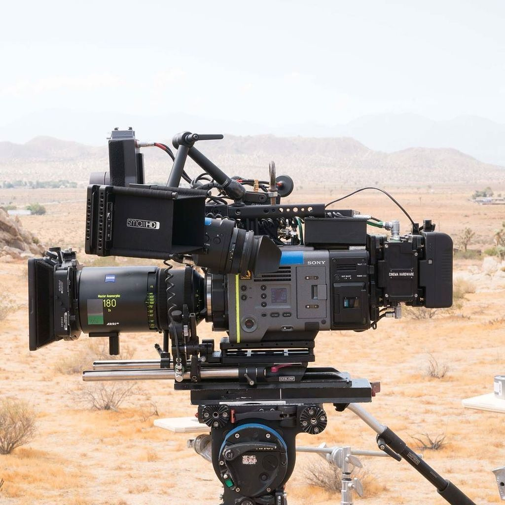 The Sony Venice on location