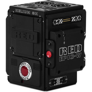 Red Epic-W camera brain
