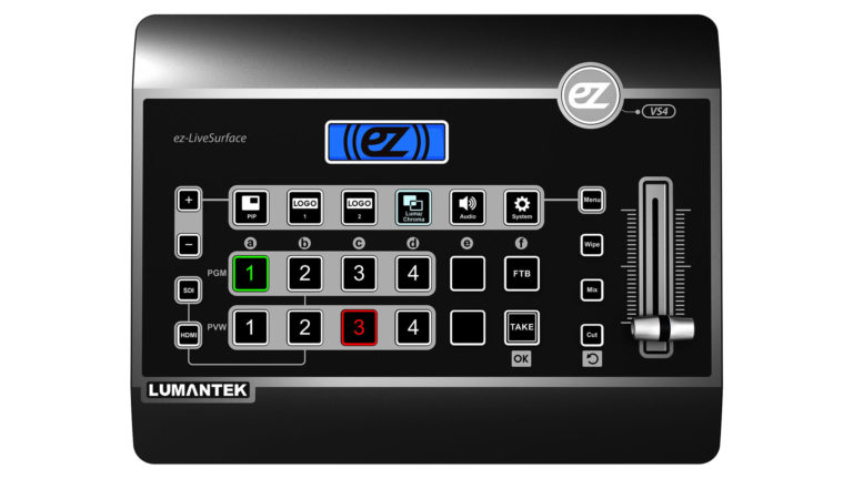 Lumantek ez-Pro VS4 switcher