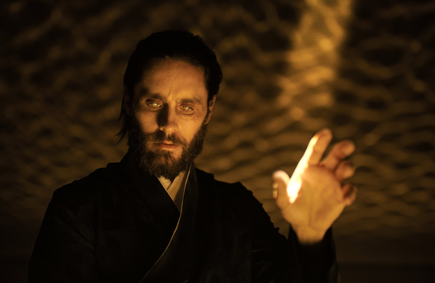 Jared Leto in <i>Blade Runner 2049</i>
