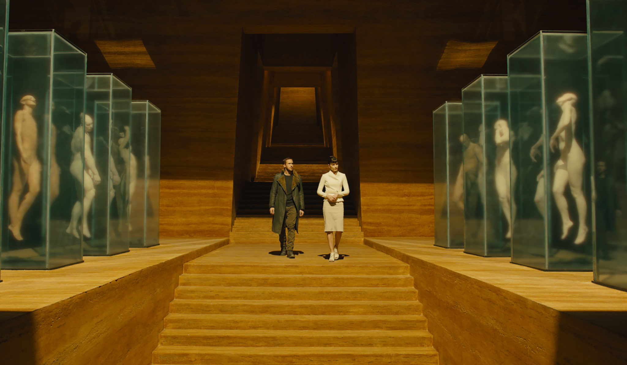 The hall of replicants