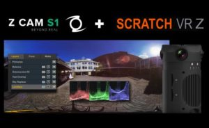Assimilate Z Cam/Scratch VR Bundle
