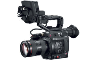 Canon C200 product shot