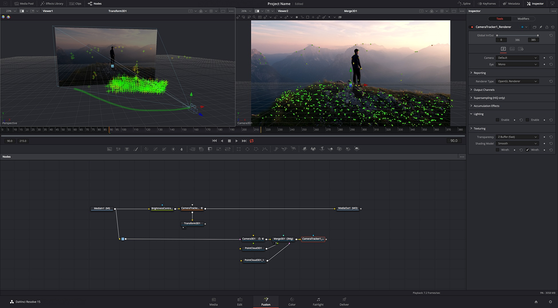 Blackmagic Updates Resolve With Fusion Vfx Software Studio Daily