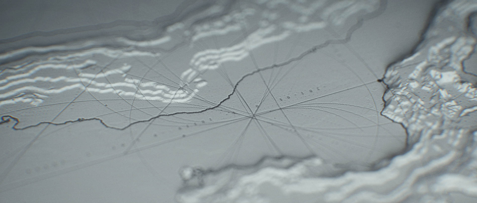 How Designer Toros Kose Generated Animated Topography in