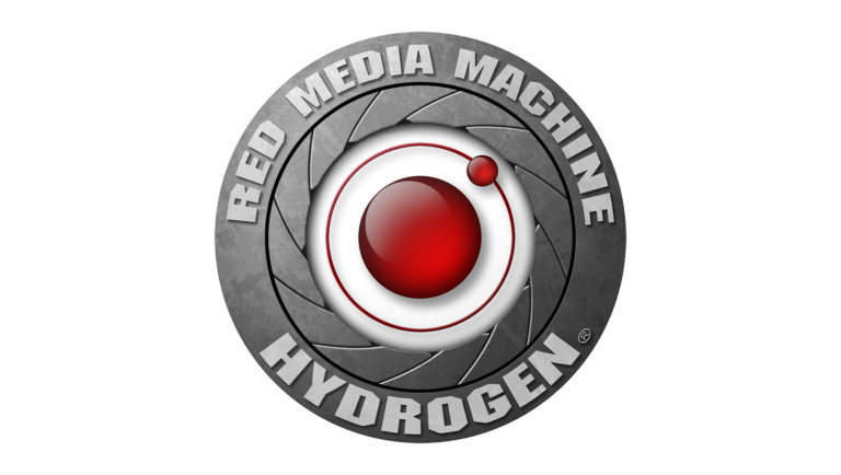 Red Media Machine Hydrogen logo