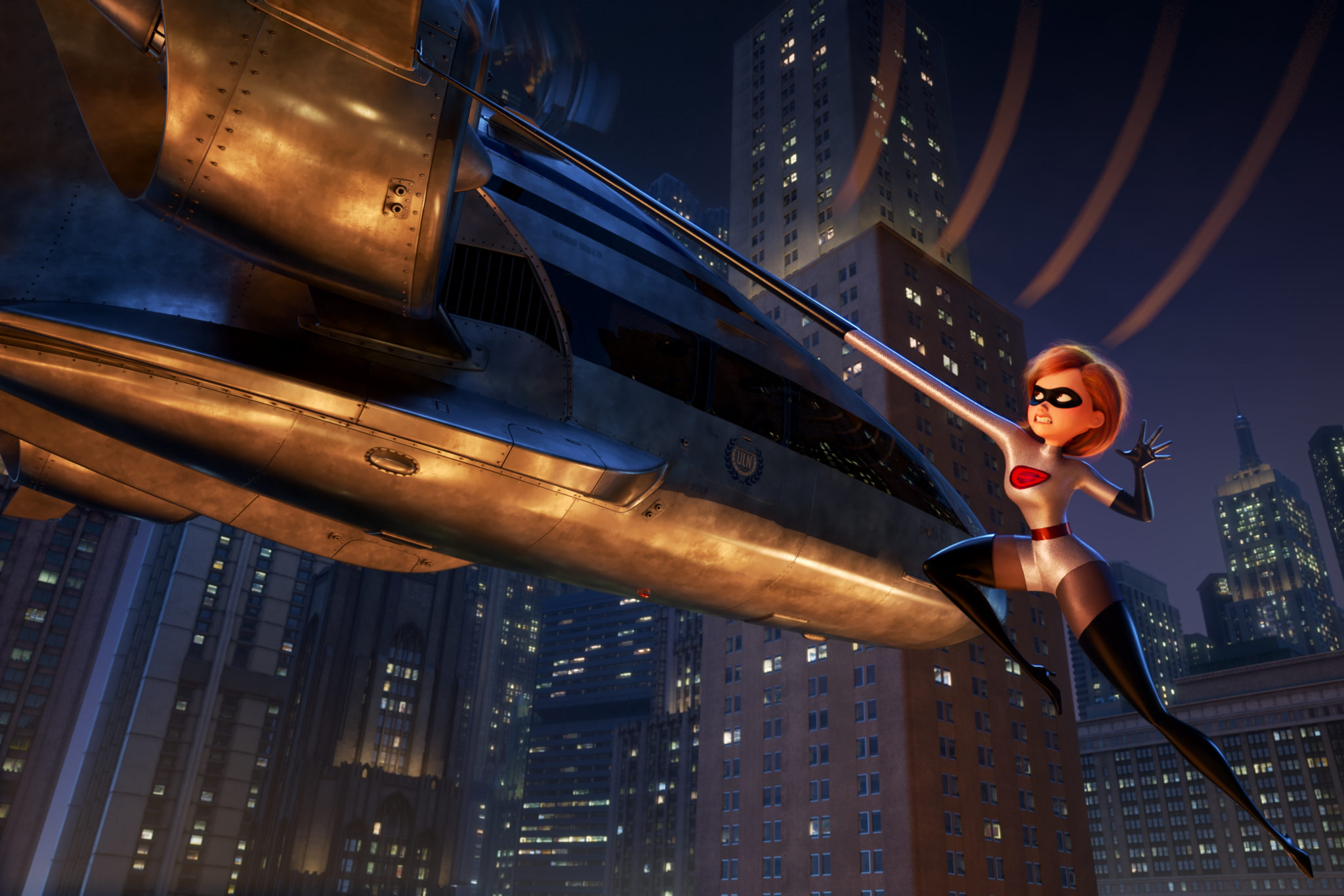Still from Incredibles 2