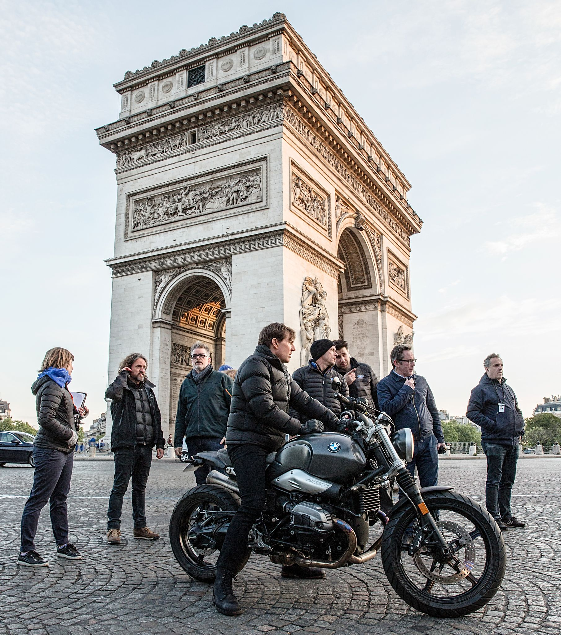 On the set of <i>Mission: Impossible – Fallout</i>