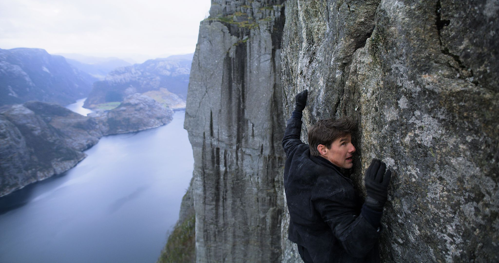 Tom Cruise in <i>Mission: Impossible – Fallout</i>