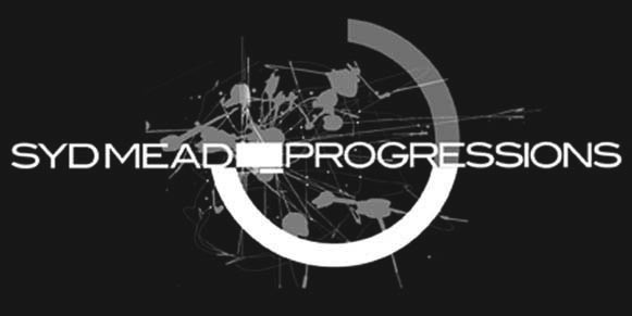 Syd Mead Progressions exhibit logo