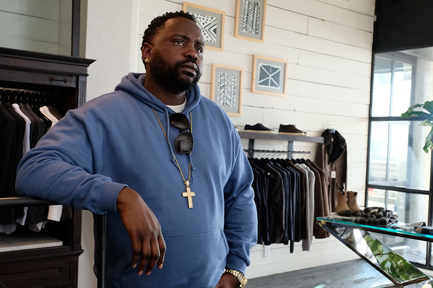 "Brian Tyree Henry in ""Woods"""