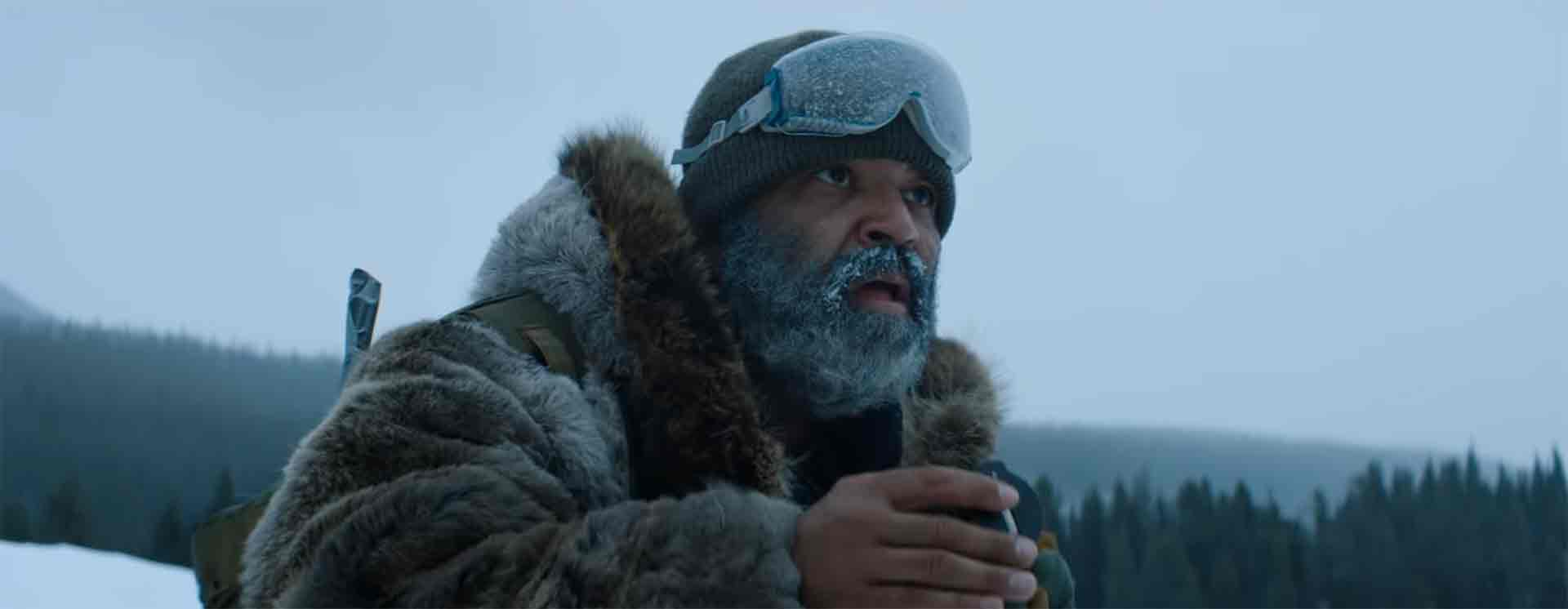 Jeffrey Wright in Hold the Dark