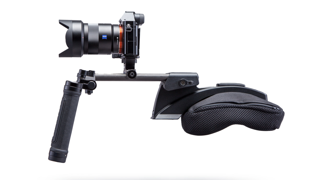 Redrock Micro Shoulder Rig for Mirrorless Cameras