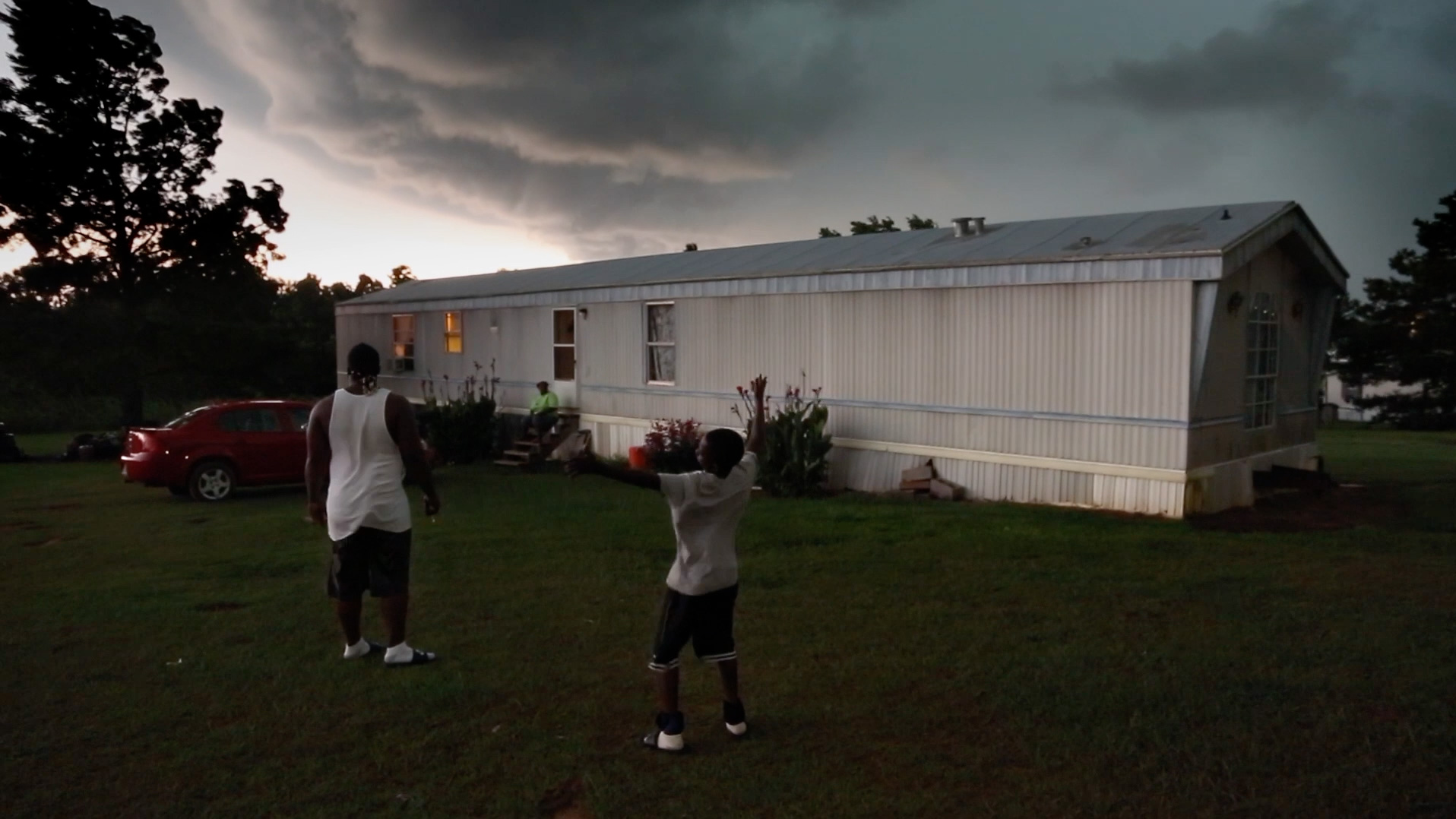 Storm from <i>Hale County This Morning, This Evening</i>