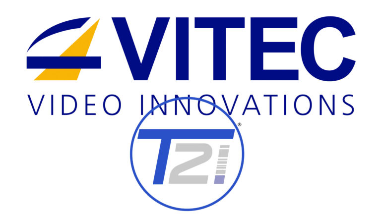 Vitec and T-21 logos
