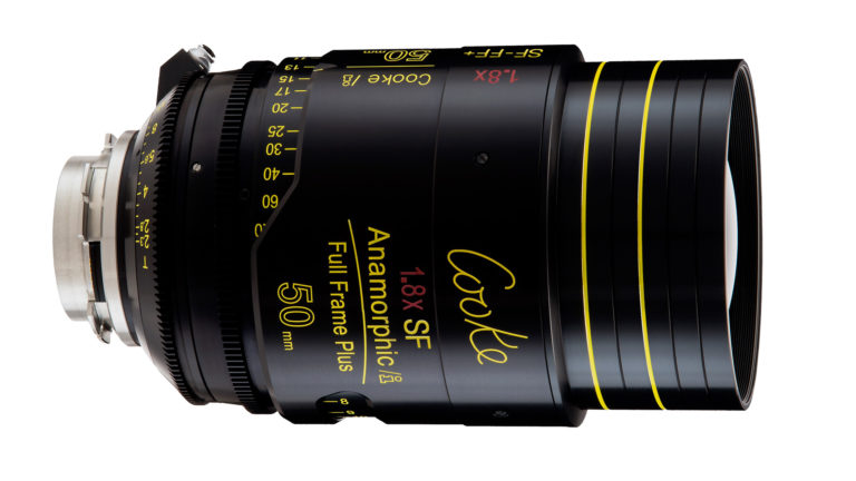 Cooke Optics 50mm Anamorphic/i lens