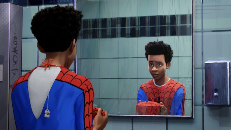 Editing Spider-Man: Into the Spider-Verse
