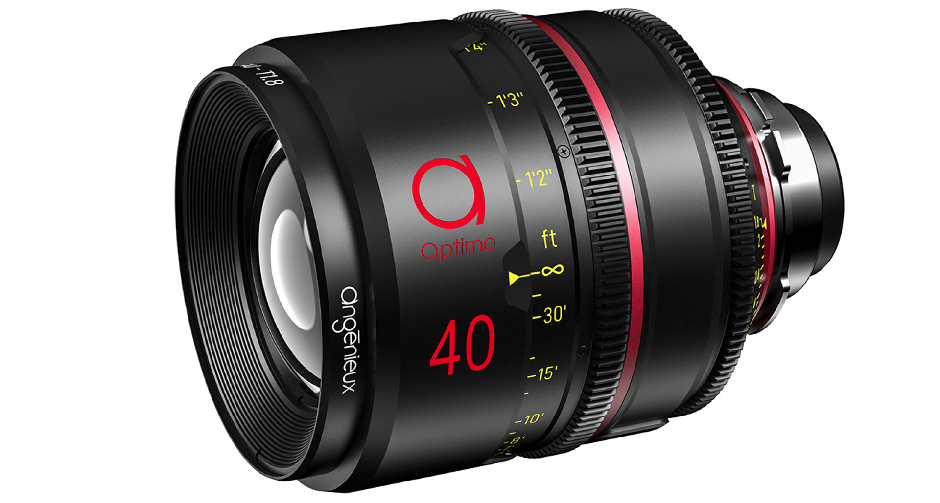 Angenieux Unveils Set of 12 Optimo Prime Cinema Lenses