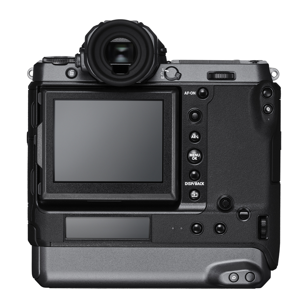 Fujifilm GFX100 mirrorless camera