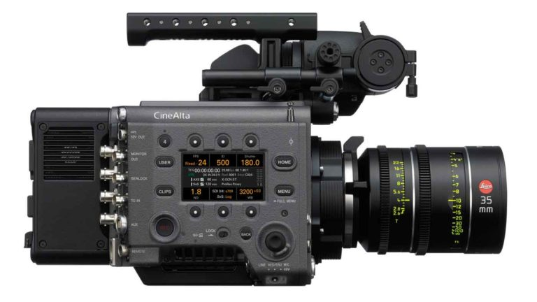 Sony Venice digital cinema camera