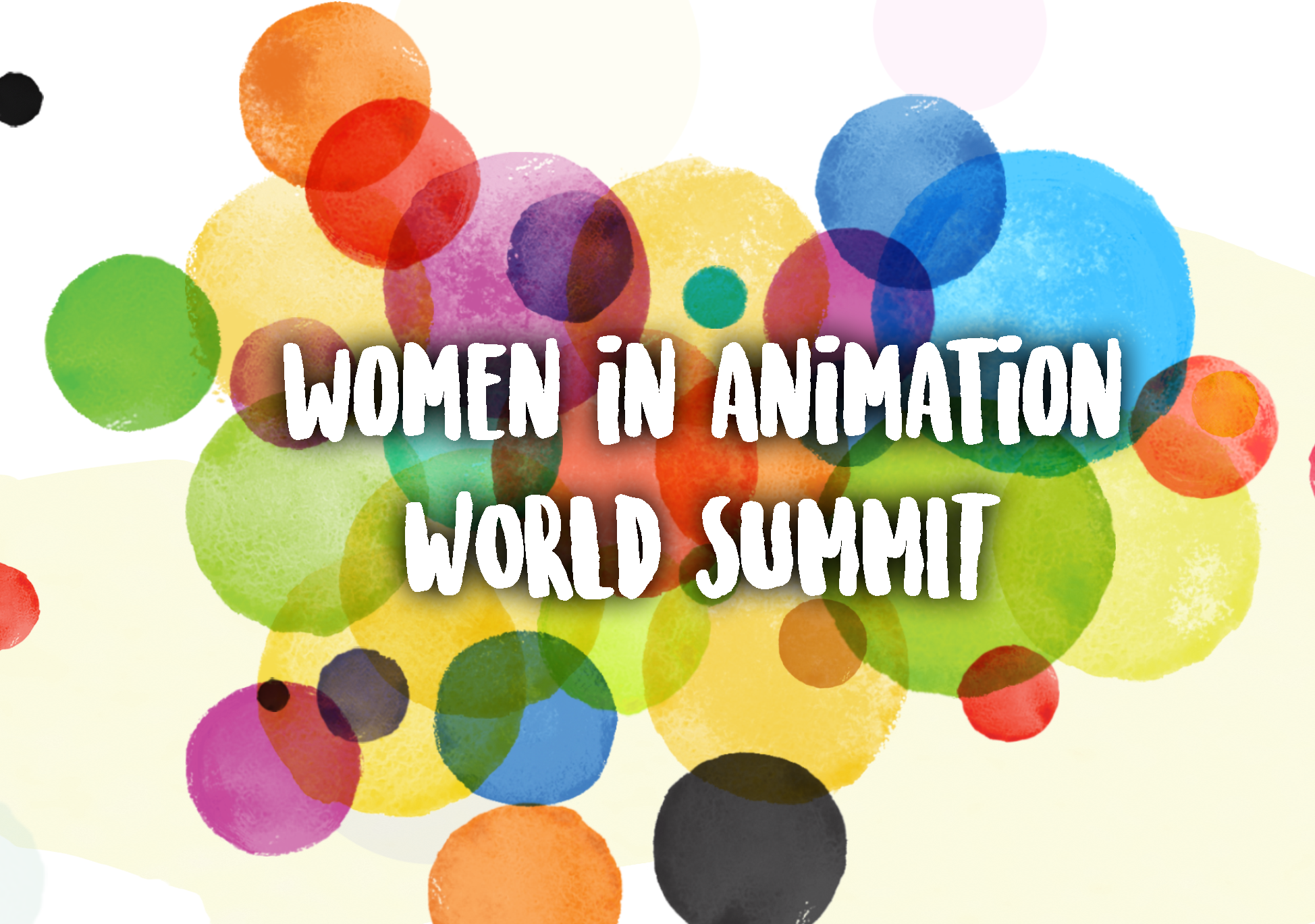 Women in Animation World Summit logo