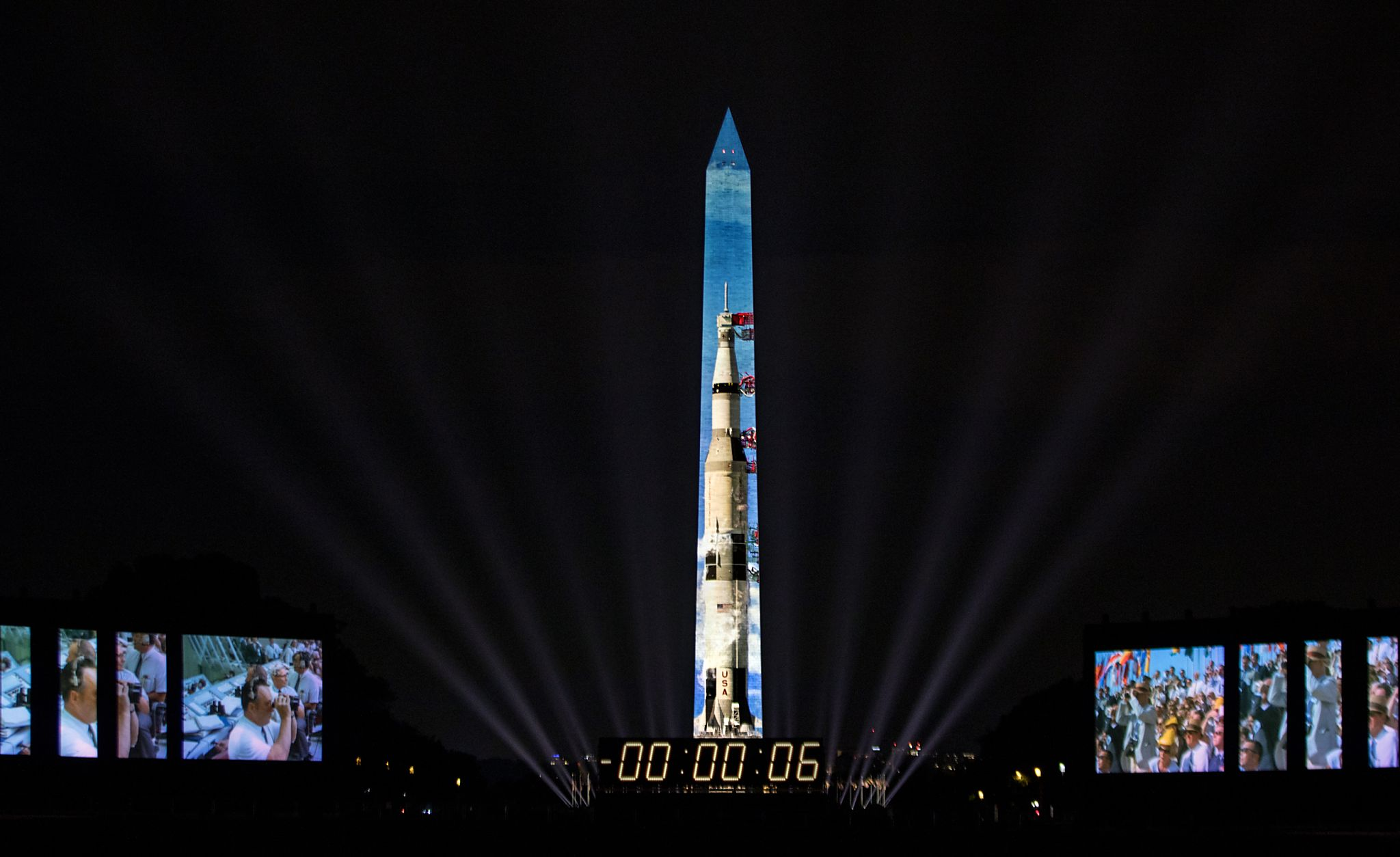 """59 Productions Director Richard Slaney on Staging """"Apollo 50: Go for the Moon"""" in Washington, D.C."""