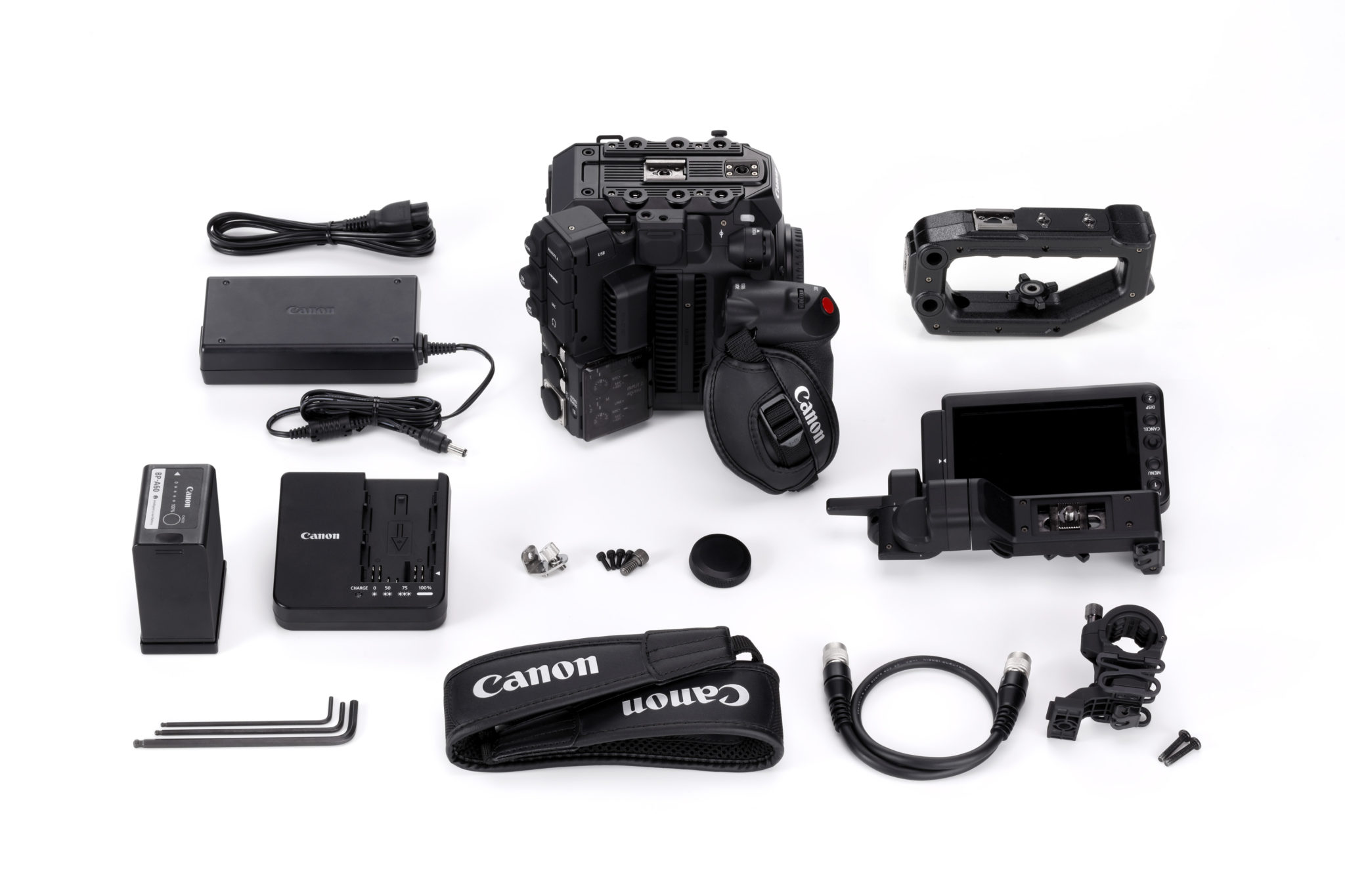 Canon C500 Mark II full kit