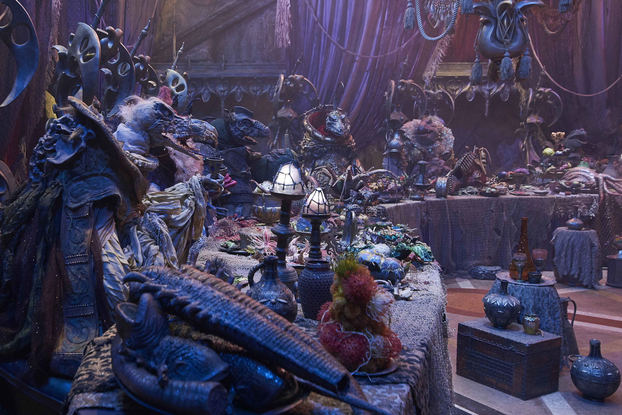 Scene from <i>The Dark Crystal: Age of Resistance</i>