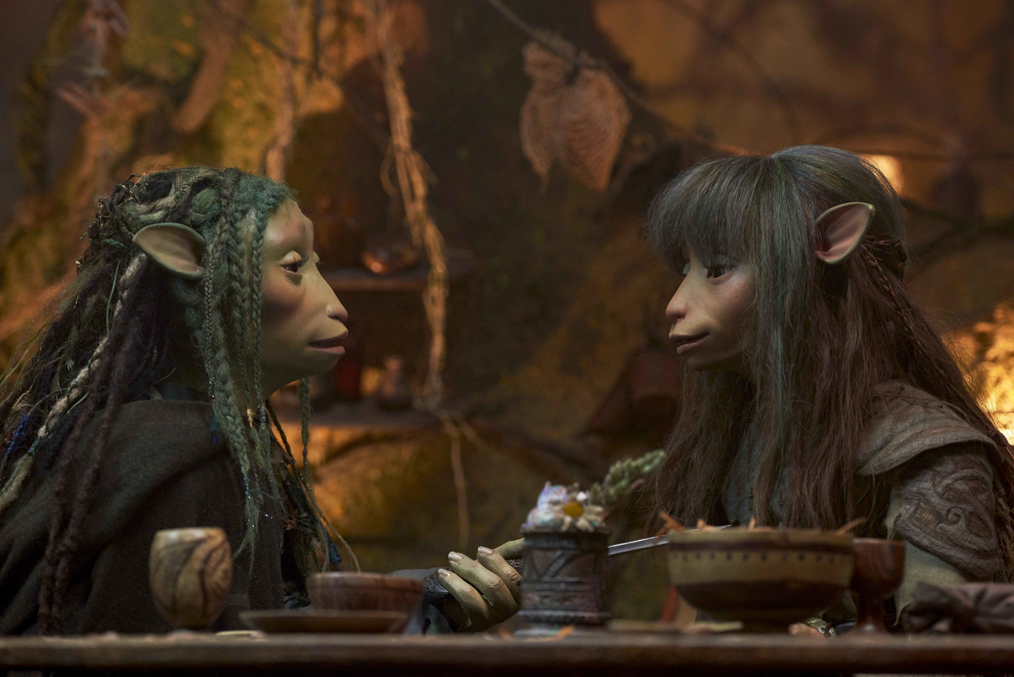 A scene from <i>The Dark Crystal: Age of Resistance</i> episode 4