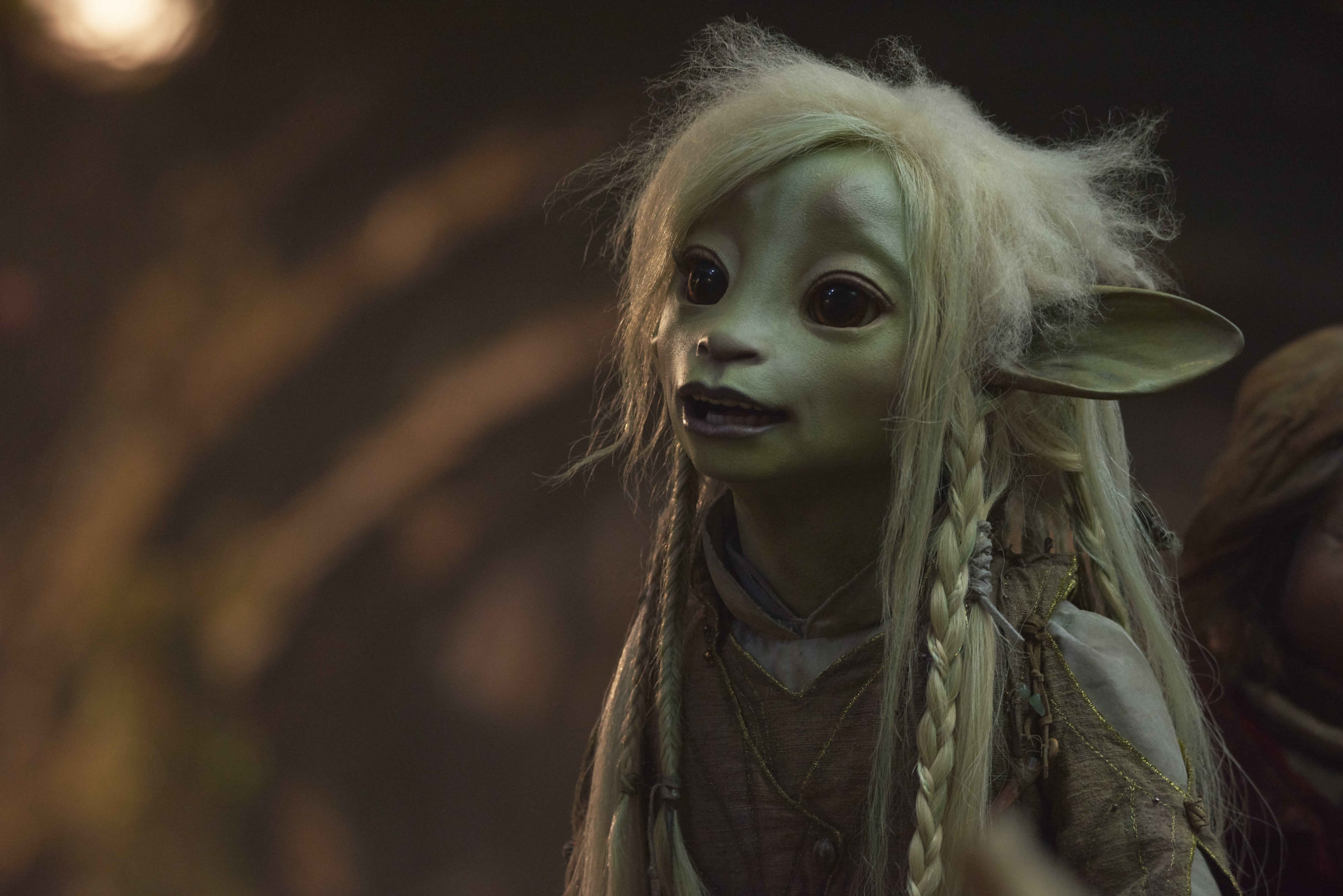 A scene from Episode 3 of <i>The Dark Crystal: Age of Resistance</i>
