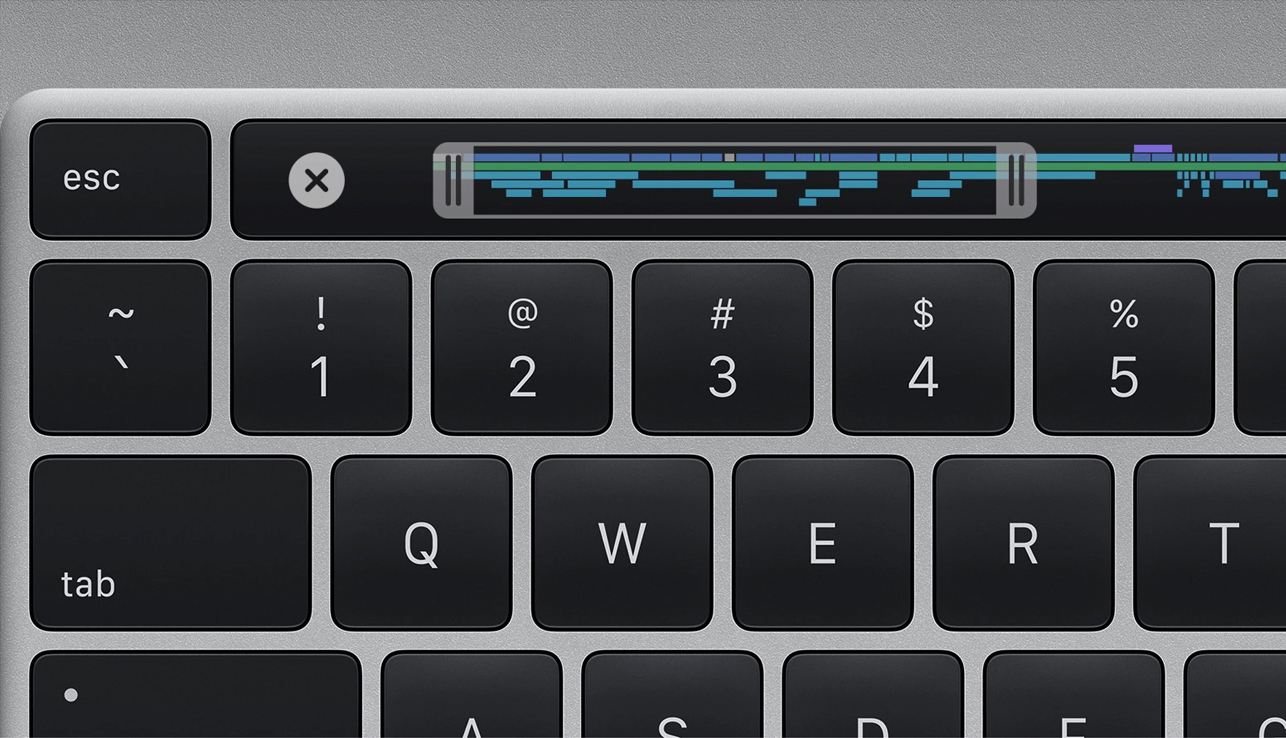 MacBook Pro Magic Keyboard