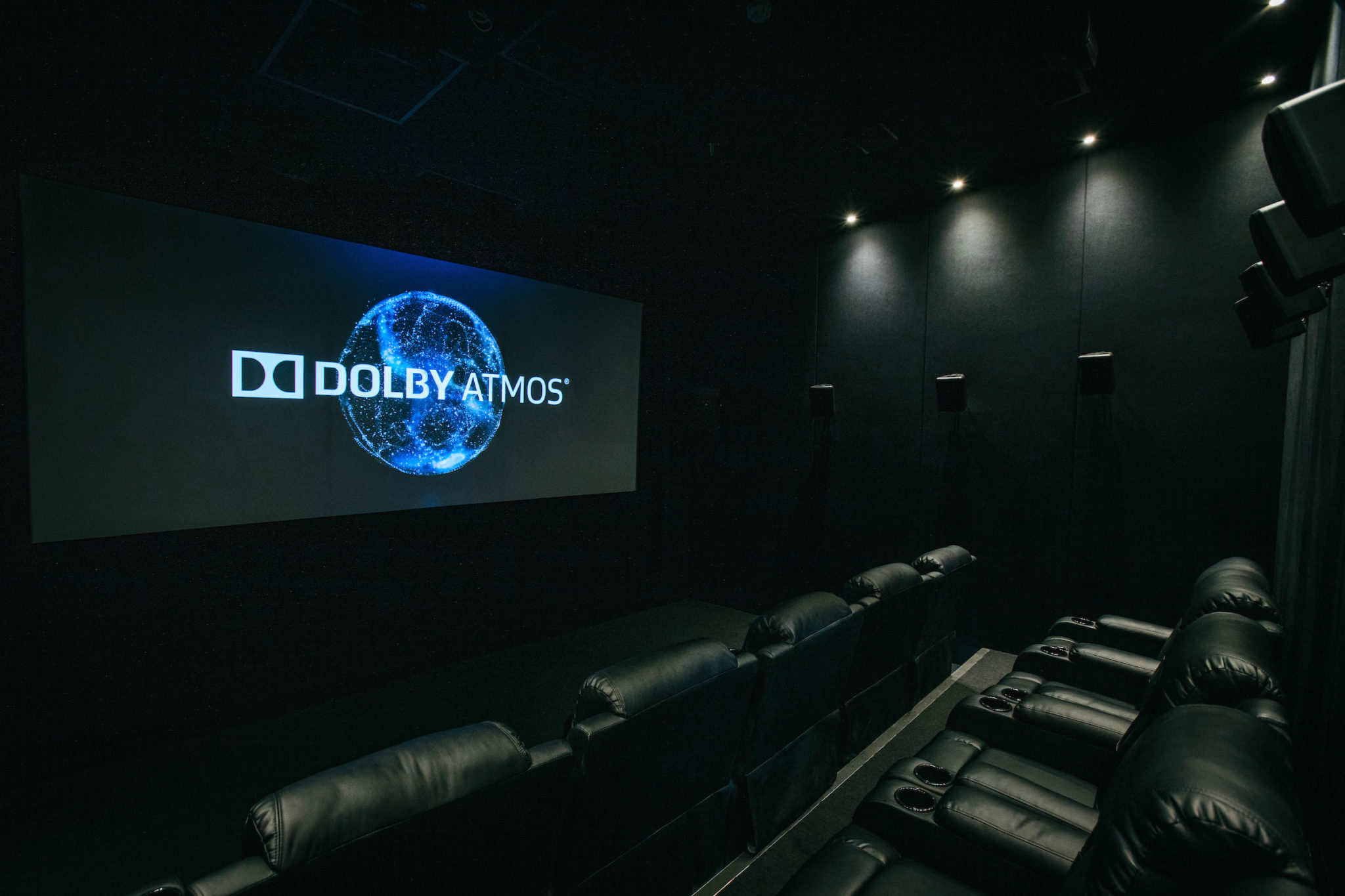 A new 4K screening room at Visual Data Media Services in West London
