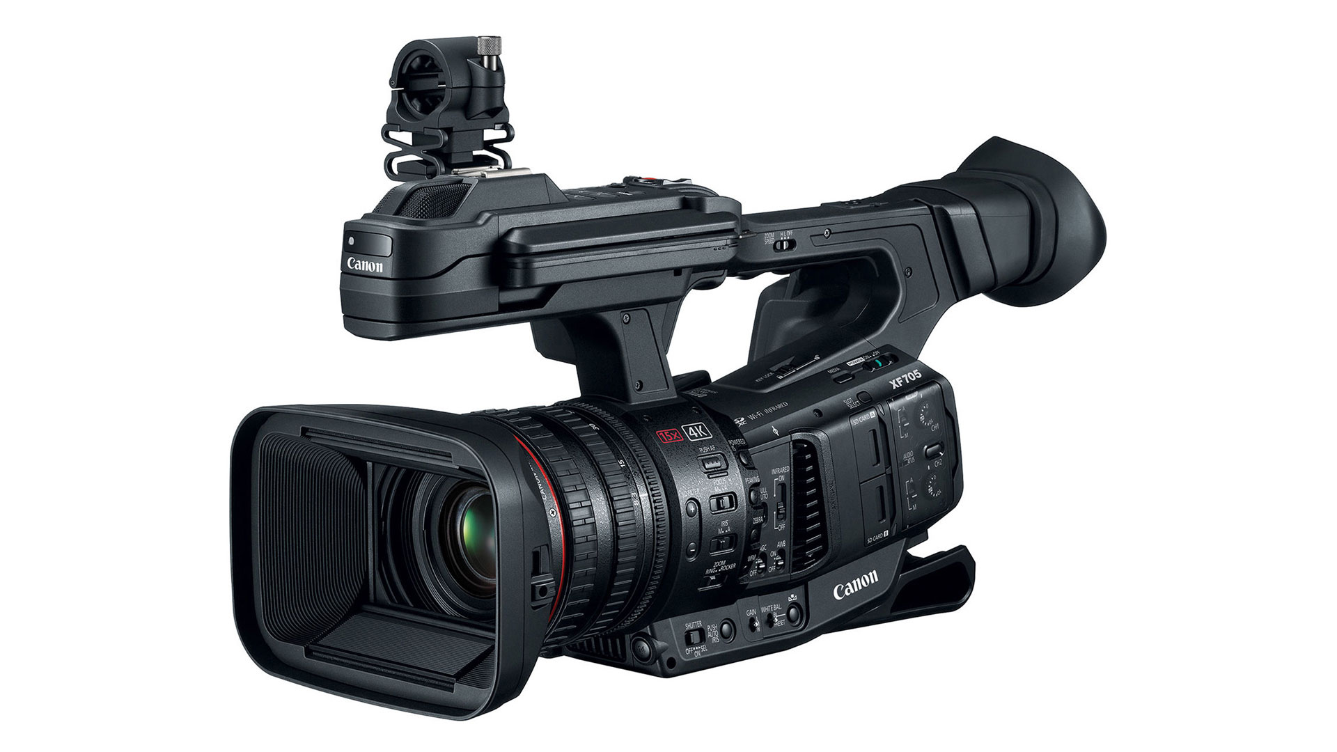 Review: Canon XF705 Camcorder - Studio Daily
