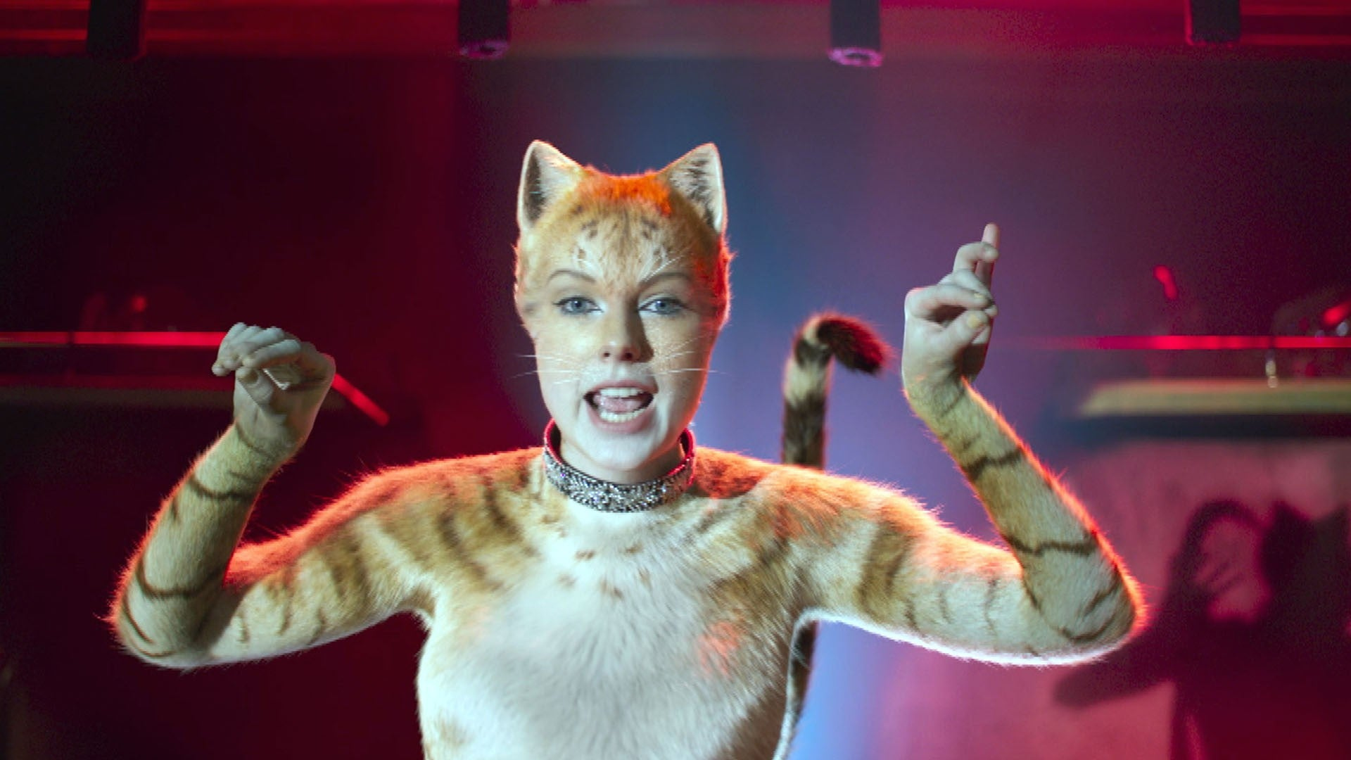 Taylor Swift in <i>Cats</i>